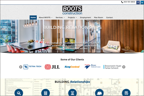 Boots Construction