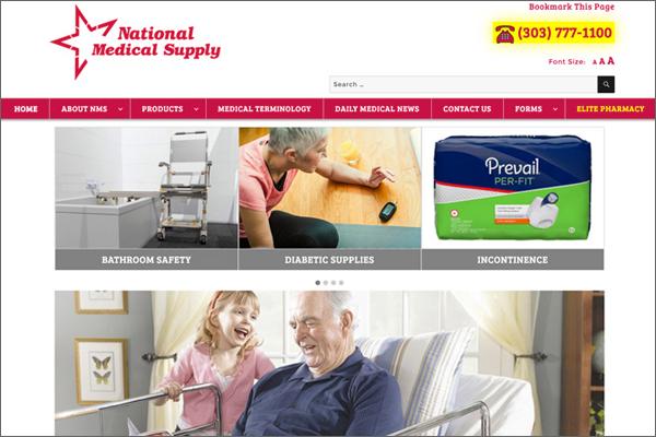 National Medical Supply | MediaWorks