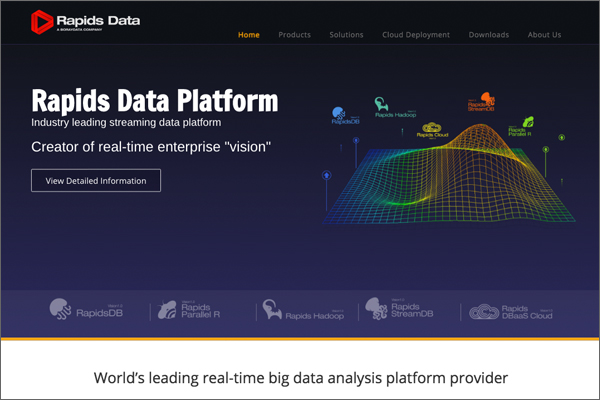 Rapids Data