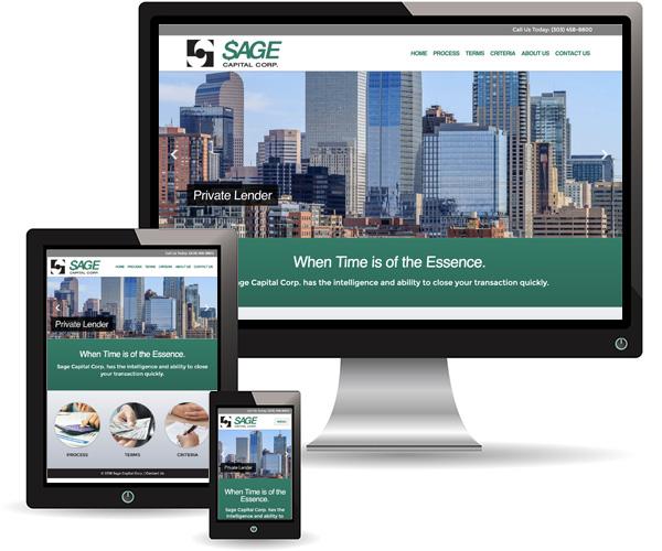 Sage Loans Portfolio Image